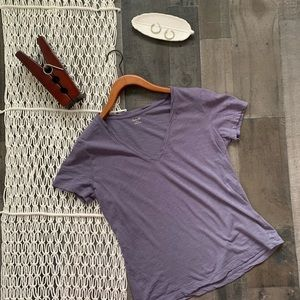 Madewell Short Sleeve V-Neck T-Shirt